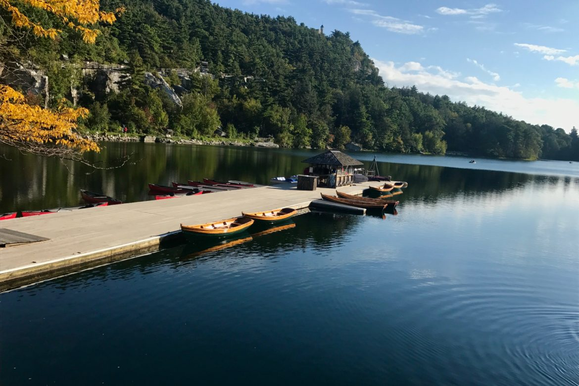Fall Mini Retreat to Mohonk