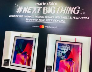 Marie Claire -The next big thing artwork_bright
