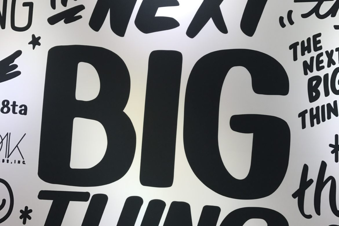 Marie Claire's The Next Big Thing Takes New York